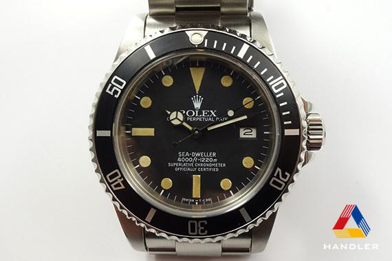 HDR-004 SEA-DWELLER 16660