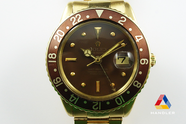HDR-022 GMT-MASTER 1675