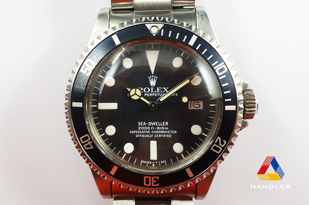 #021 SEA-DWELLER 1665