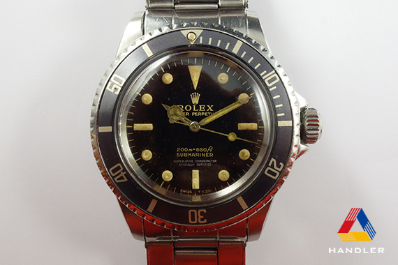 HDR-015 SUBMARINER 5512