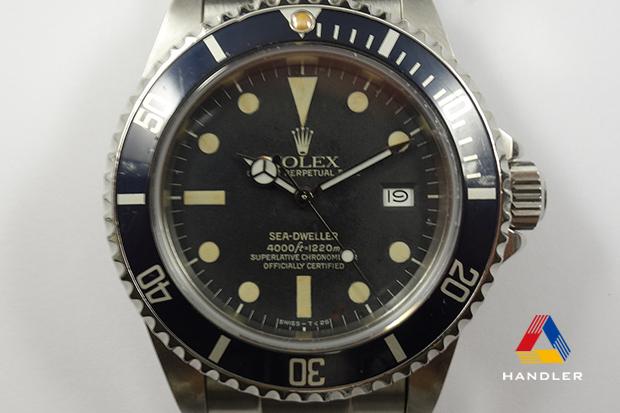 HDR-066 SEA-DWELLER 16660