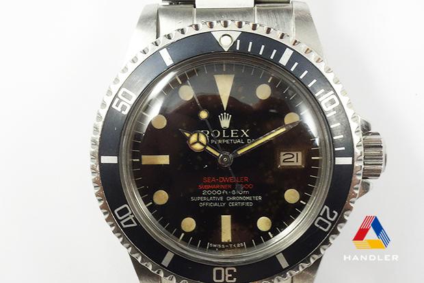HDR-076 SEA-DWELLER 1665