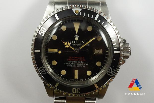 HDR-097 RED SEA-DWELLER 1665 MK2