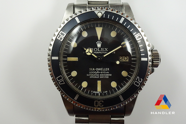 HDR-099 SEA-DWELLER 1665