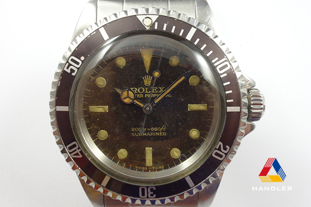 HDR-098 SUBMARINER 5513 BART SIMPSON