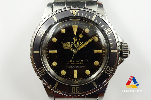 HDR-100 SUBMARINER 5512