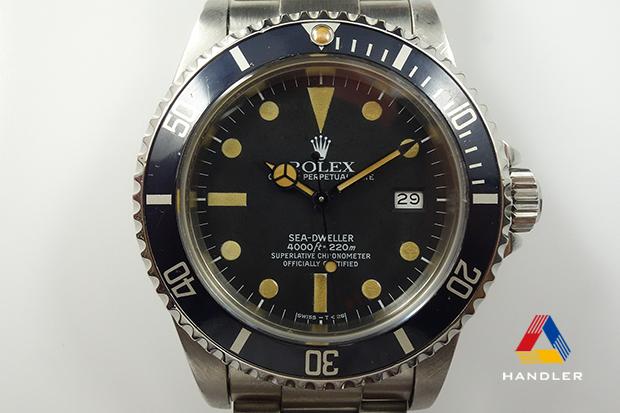 HDR-113 SEA-DWELLER 16660