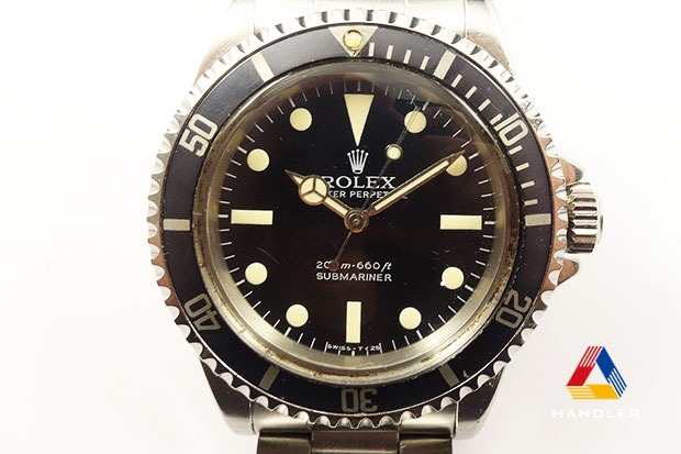 HDR-133 SUBMARINER 5513 OH済み