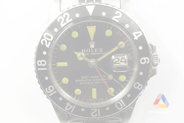 HDR-131 GMT-MASTER 1675M