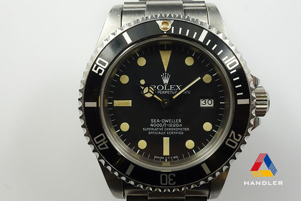 HDR-134 SEA-DWELLER 16660 フチなし