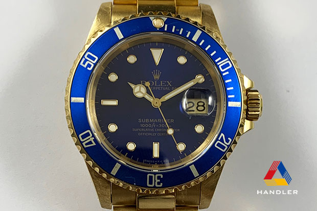 HDR-161 SUBMARINER 16618