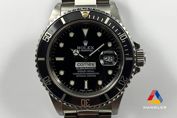 HDR-162 SUBMARINER 16800 COMEX