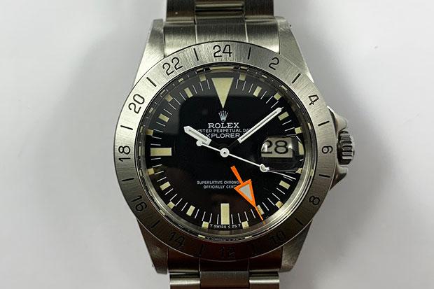 HDR-165 EXPLORER 2 1655