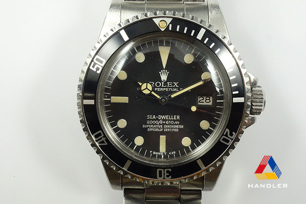 HDR-159 SEA-DWELLER 1665