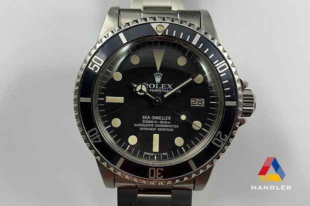 HDR-168 SEA-DWELLER 1665