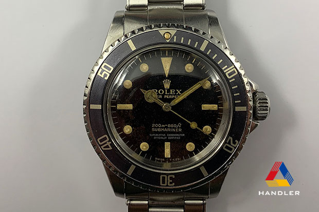 HDR-172 SUBMARINER ref.5512 ミラー文字盤