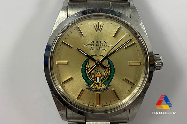 HDR-170 AIR KING ref.5500 UAE MODEL