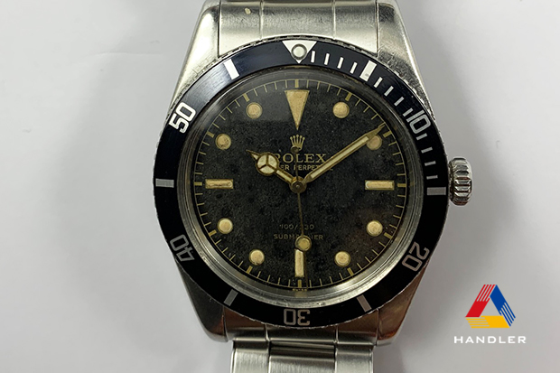 HDR-180 SUBMARINER 6536 OH済み