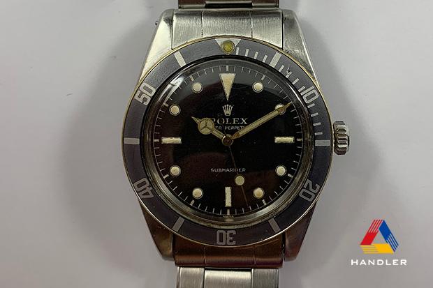 HDR-181 SUBMARINER 5508 シングル表記