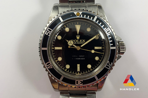 HDR-184 SUBMARINER 5513MM PCG