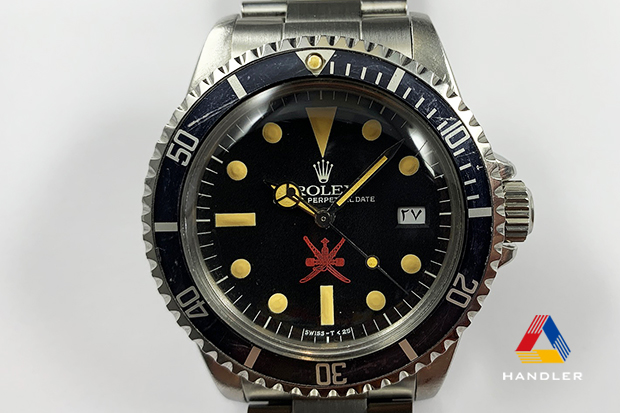 HDR-190 SEA-DWELLER 1665 OMAN MODEL