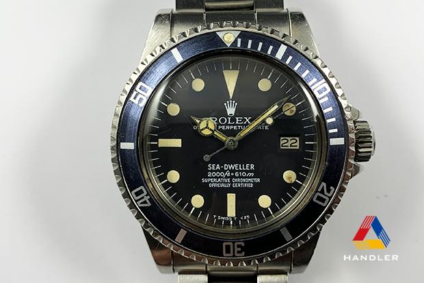 HDR-200 SEA-DWELLER 1665 レイルダイアル