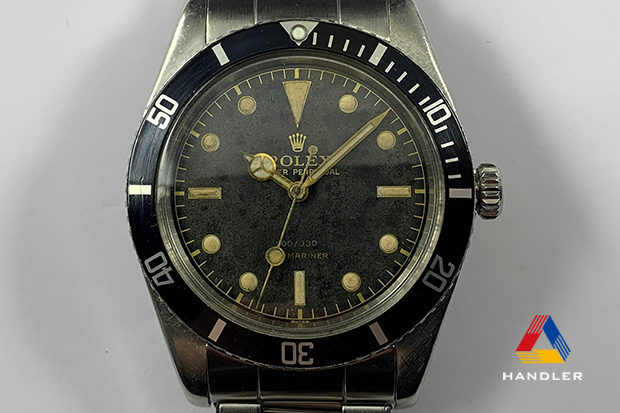 HDR-198 SUBMARINER 6536 OH済み