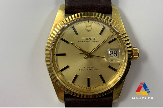 HDR-207 TUDOR PRINCE OYSTER DATE 9071
