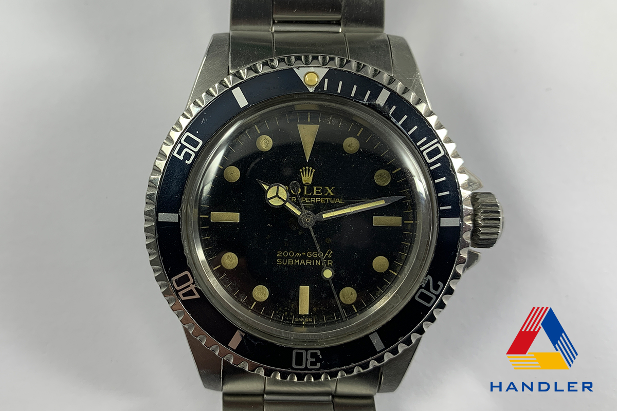 HDR-219 SUBMARINER ref.5513 PCG アンダーバー